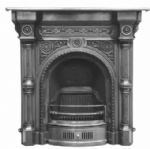 Tweed Combination Fireplace